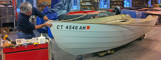 repairs and restorations